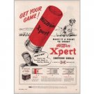 1950 Western Xpert Shotgun Shells Vintage Print Ad - Get Your Game