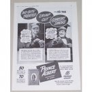 1941 Prince Albert Pipe Tobacco Vintage Print Ad - No-Bite Treated