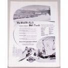 1958 Main Line Rio Grande Railroad Vintage Print Ad - Rio Grande Rails
