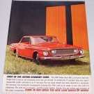 1962 Dodge Dart 440 Automobile Color Print Car Ad