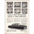 1952 Nash Ambassador Automobile Series #46 Ed Zern Vintage Print Car Ad