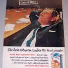1964 Color Print Ad Camel Cigarettes Tobacco