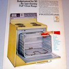 1965 Frigidaire Model RD-39J Oven Color Print Ad