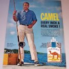 1963 Print Ad Camel Cigarettes Tobacco Gary Gould