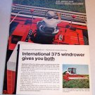 1968 IH International Harvester Farmall Equipment 4 Page Print Ad