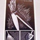 1961 True Temper No. 22 Grass Shears Tool Print Ad