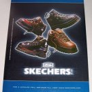 1998 SKECHERS Shoes Color Print Ad