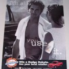 1998 Old Spice After Shave Color Print Ad