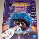 1995 Ron Bacardi Puerto Rican Rum Color Print Art Ad