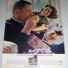 1964 Sanka Coffee Color Ad