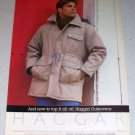 1985 Hagger Outerwear Coats Color Ad