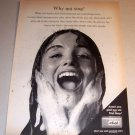 Dial Beauty Soap 1961 Print Ad Why Not Sing