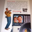 Wollensak Model 78 Power Zoom Movie Camera 1961 Color Print Ad