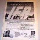 Ben Hogan IFR Golf Balls 1962 Print Ad