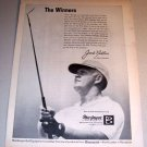 MacGregor Golf Equipment 1962 Print Ad PGA Golfer Jack Nicklaus