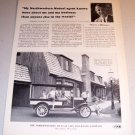 1964 Northwestern Mutual Life Insurance Print Ad Mitchell Murch Milwaukee Wis