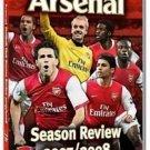 Arsenal season Review 2007-2008