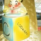 Jack-in-the Box Cookie jar