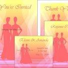 Pink Prism Lesbian Wedding Package Deal