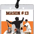 San Francisco Giants Colored All-Star Pass Invitation