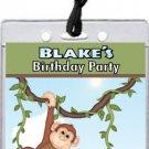 Jungle Monkey VIP Pass Invitations
