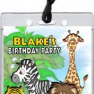 Safari VIP Pass Invitations