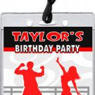 Dance Party VIP Pass Party Invitations