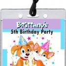Puppy & Kitten VIP Pass Invitations