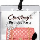 Lady with Style VIP Pass Invitations