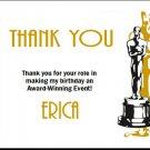 Oscar Thank You Cards