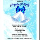 Holiday Bells Party Invitation