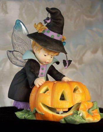 Kitchen Fairy Jack-O-Lantern Halloween