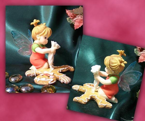 Kitchen Fairy Gingerbread