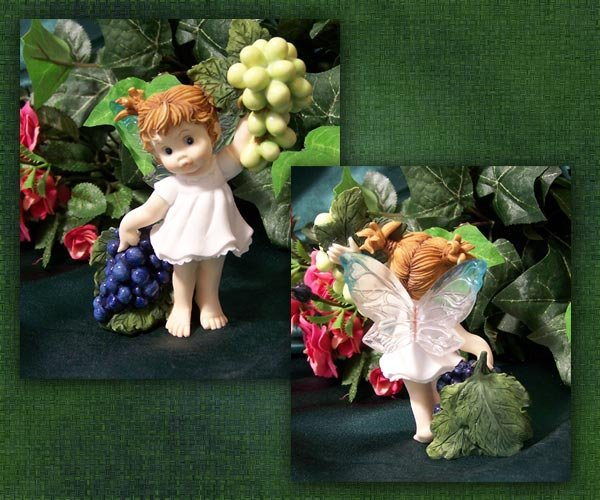 Kitchen Fairy Grapes