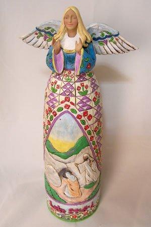Jim Shore Heartwood Resurrection Figurine