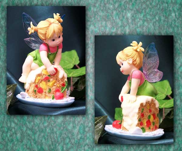 Kitchen Fairy Fruitcake