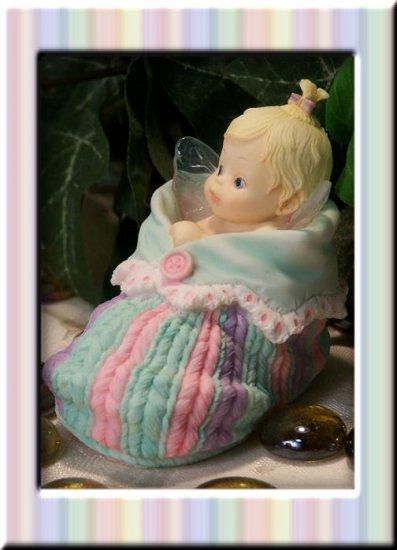 Kitchen Fairy Baby in Bootie