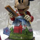 Jim Shore Disney Showcase Mini Mouse Bright Future