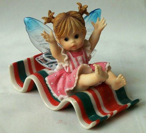Kitchen Fairy Ribbon Candy Slide