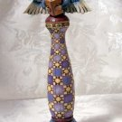 Jim Shore Tall Angel With Tulip Base