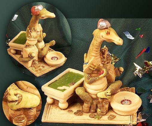 E. Vincent Gambling Dragon
