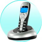 Skype VoIP USB Wireless Phone (Black)