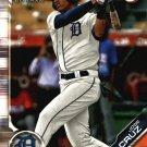 2019 Bowman Prospects BP149 - Jose de la Cruz, Detroit Tigers