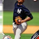 2019 Bowman Prospects BP147 - Albert Abreu, New York Yankees