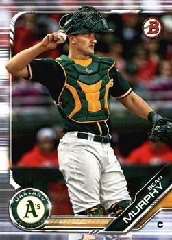 2019 Bowman Prospects BP144 - Sean Murphy, Oakland Athletics (A's)
