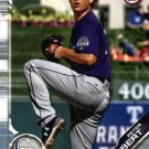 2019 Bowman Prospects BP136 - Peter Lambert, Colorado Rockies