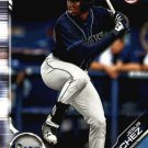 2019 Bowman Prospects BP135 - Jesus Sanchez, Tampa Bay Rays