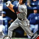 2019 Bowman Prospects BP126 - Drew Waters, Atlanta Braves