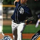 2019 Bowman Prospects BP125 - Cal Quantrill, San Diego Padres