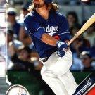 2019 Bowman Prospects BP124 - DJ Peters, Los Angeles Dodgers